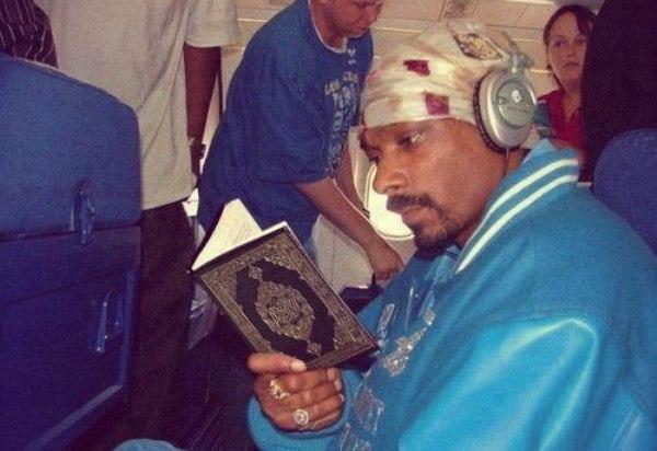 Snoop Dog читает Коран