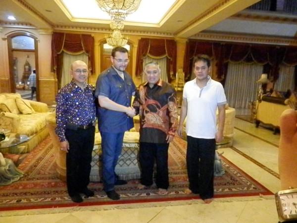 with leader of Muhammadiyah 2