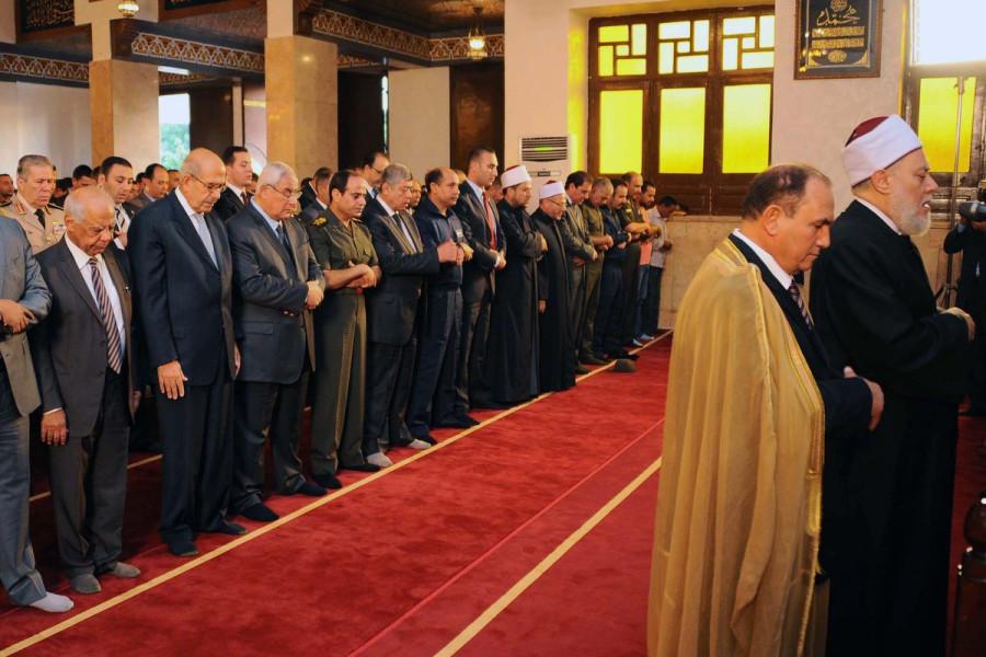 Египет новое руководство