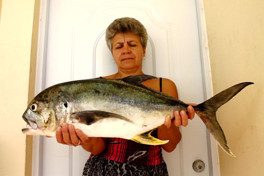 Каранкс. Рыбалка в доминикане.