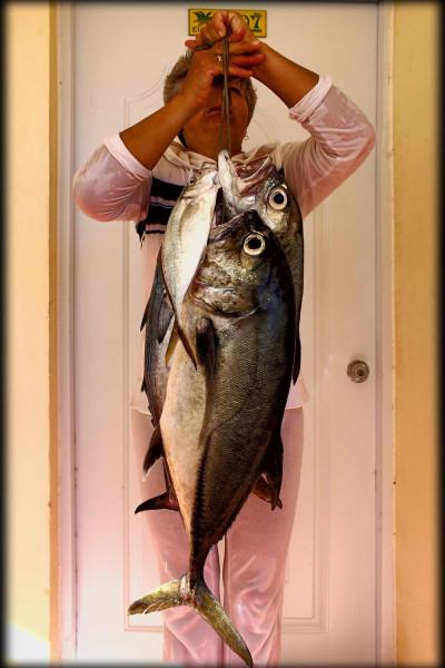 Рыбалка в доминикане. Каранкс
