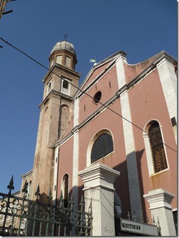 Церковь Всех Святых (Ognisanti)