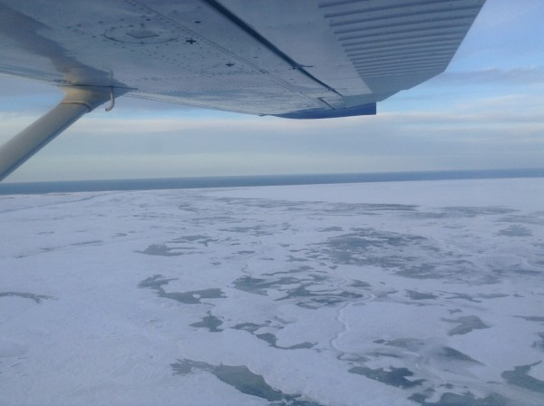 Tundra and the Bering Sea