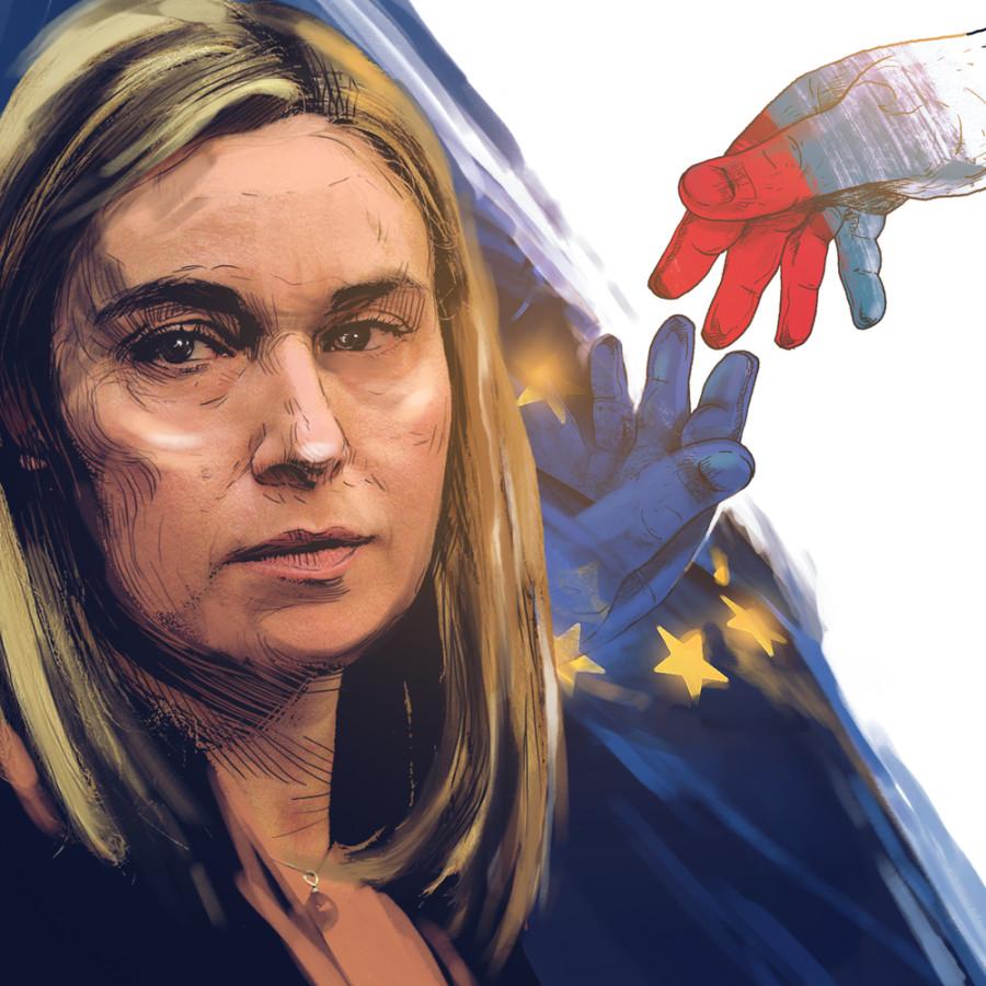 Могерини предложила странам ЕС возобновить сотрудничество с Россией
