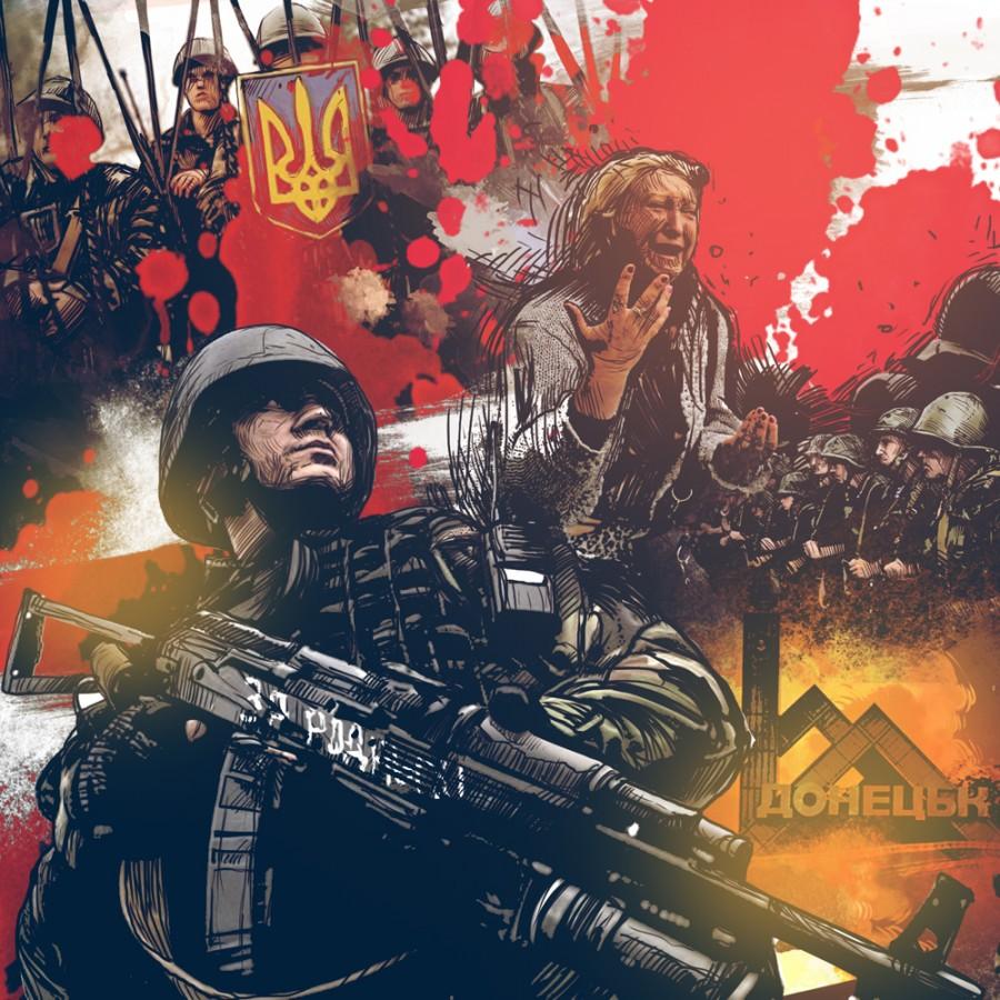 Ополченцы пресекают попытки жителей Донецка отомстить силовикам