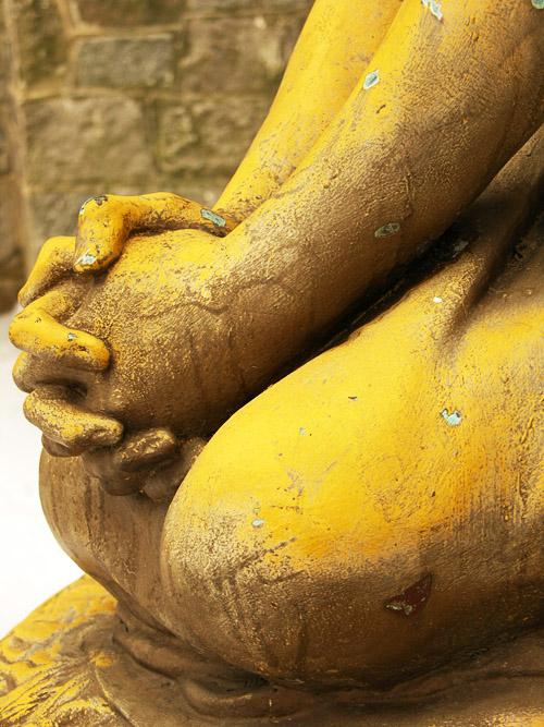 Statue, Hands