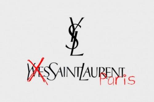 Yves-Saint-Laurent-Paris-Dandy-Diary-New-Design-Logo-Brand-550x365-500x331