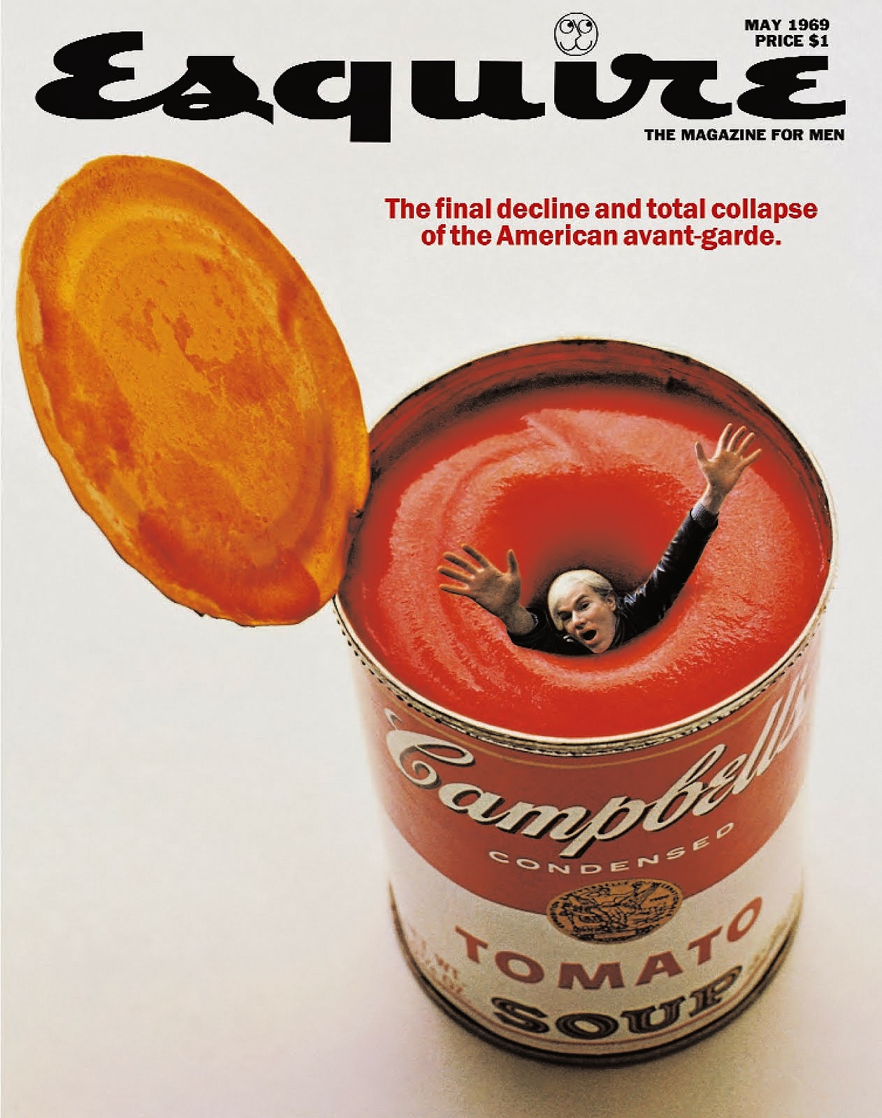 Andy Warhol in Soup - page 136-137