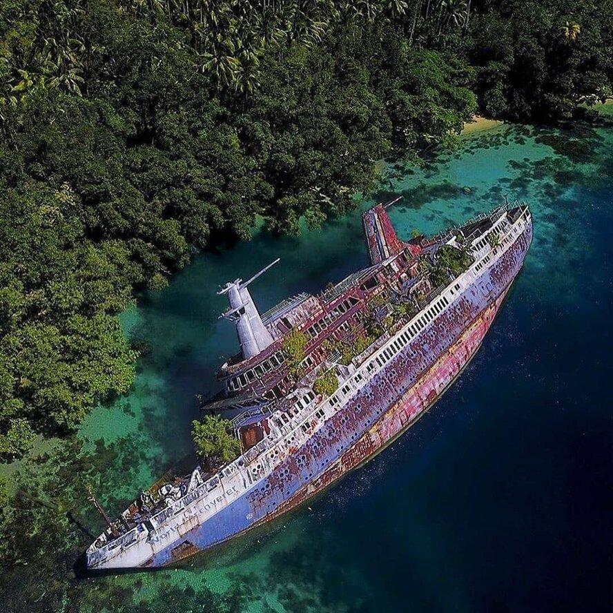 Страшные Соломоновые острова