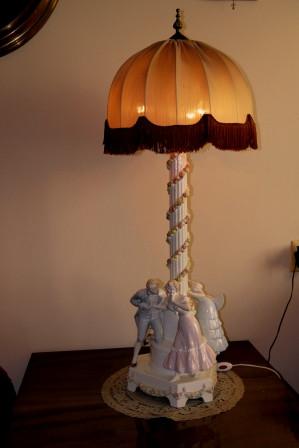 Лампа жж