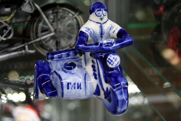 Выставка ретро-автомобилей в ТЦ Призма ноябрь 2014 - 91