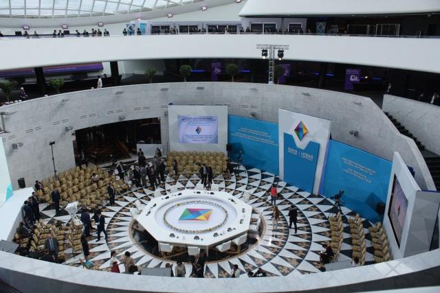 Назарбаев центр был создан указом президента республики казахстан от 23 января 2012 года с целью