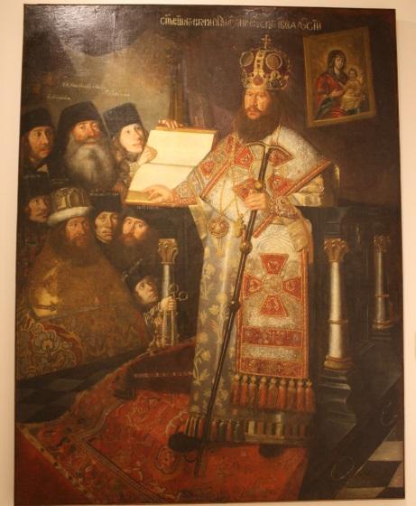 Новый Иерусалим вместе с сообществом Наше Подмосковье и Администрацией Московской области