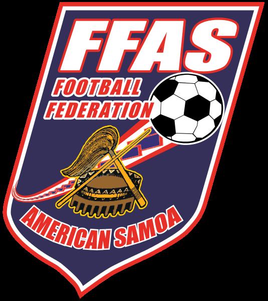 Футбольная федерация Американского Самоа (Football Federation American Samoa): эмблема