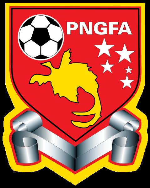 Футбольная ассоциация Папуа - Новой Гвинеи (Papua New Guinea Football Association): эмблема
