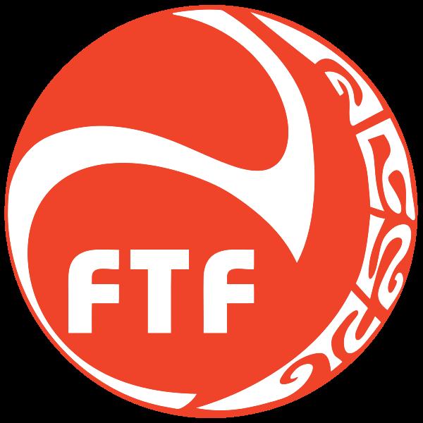 Футбольная федерация Таити (Fédération Tahitienne de Football): эмблема