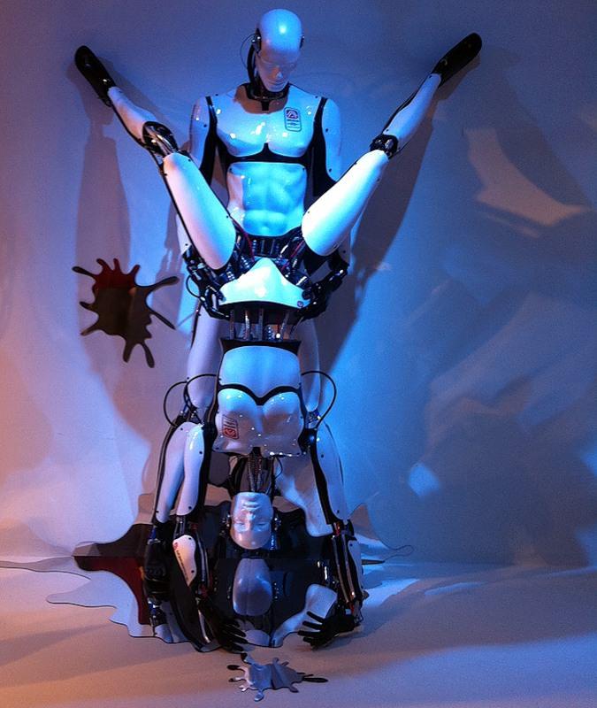 I sexted a robot