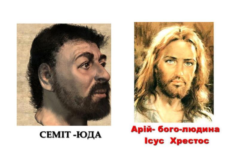 ІСУС ХРЕСТОС - БОГО-ЛЮДИНА