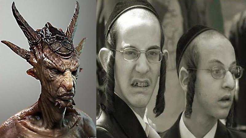 иудеи сатанисты
