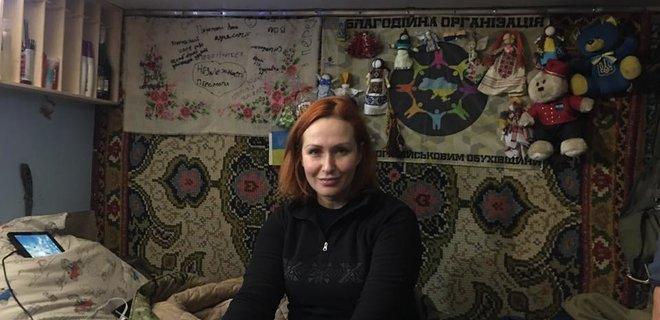 детский кардио-хирург, патриот Украины,волонтер Юлия Кузьменко