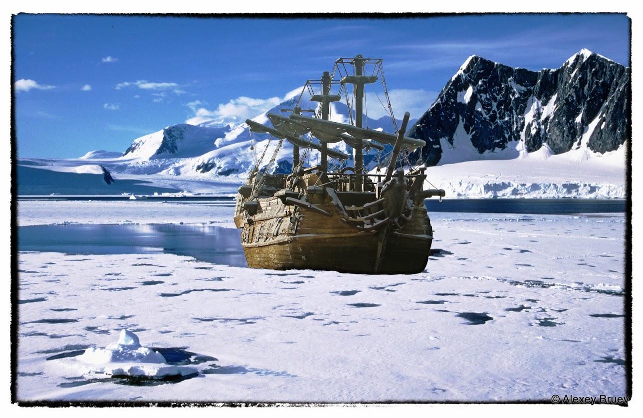 Ледовый плен