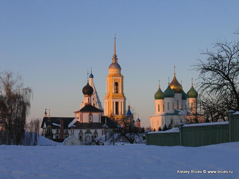 Коломенские церкви