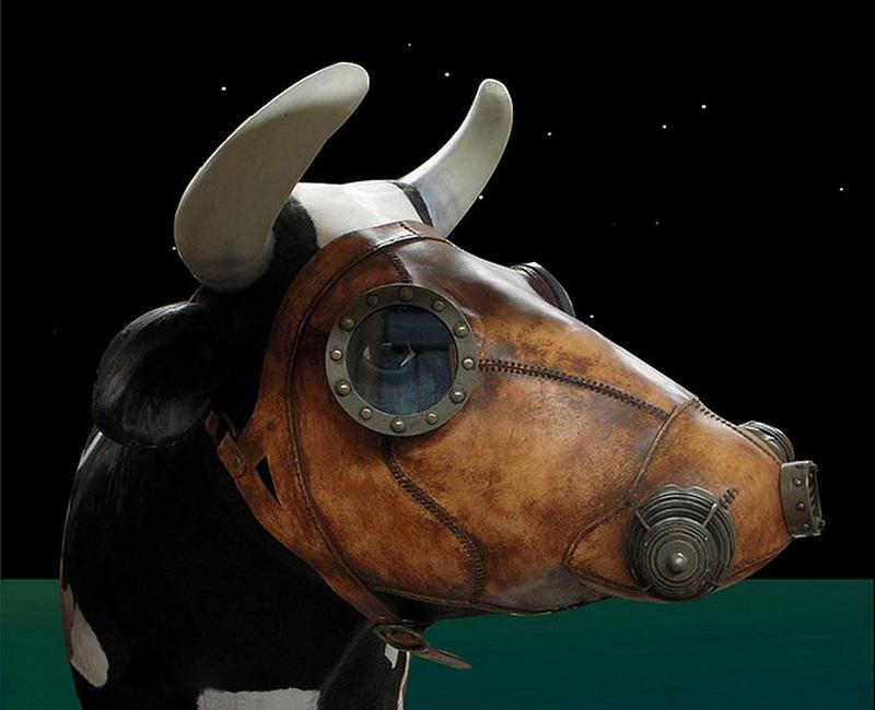 Корова будущего