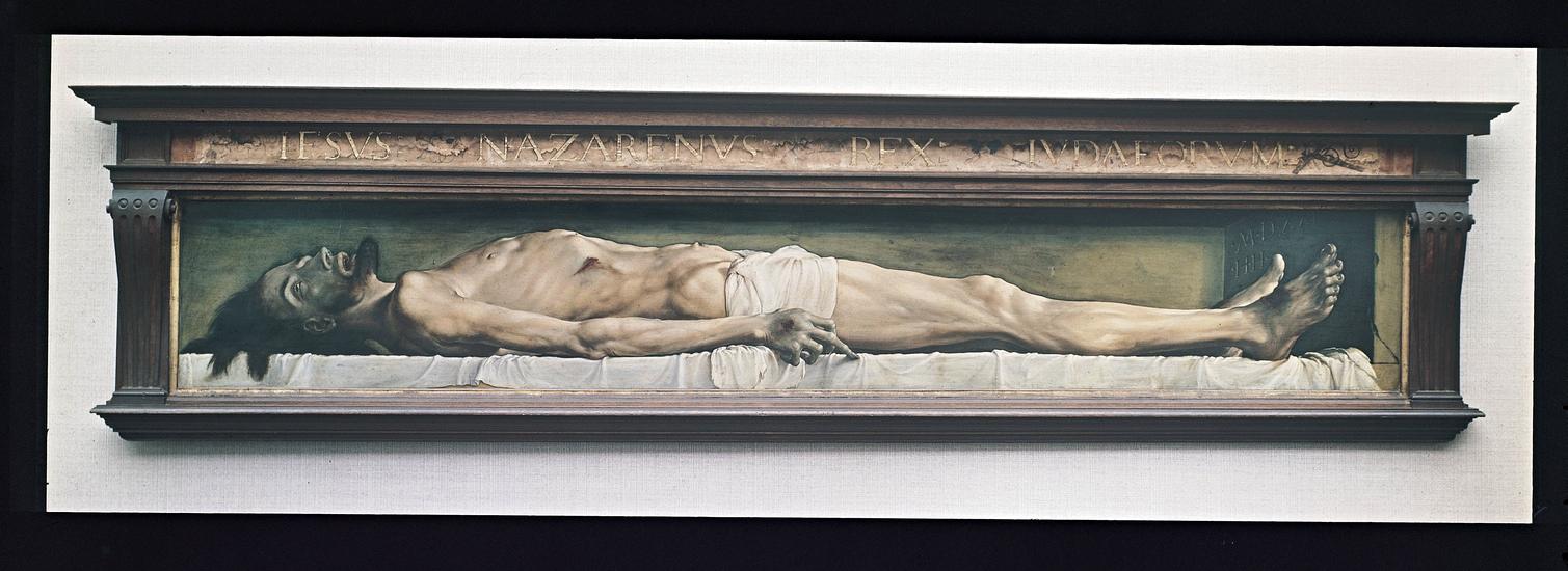 «Мертвый Христос в гробу»