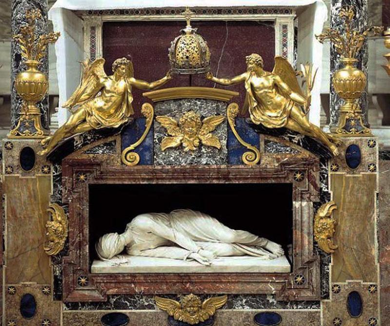 «Мученичество святой Чечилии»