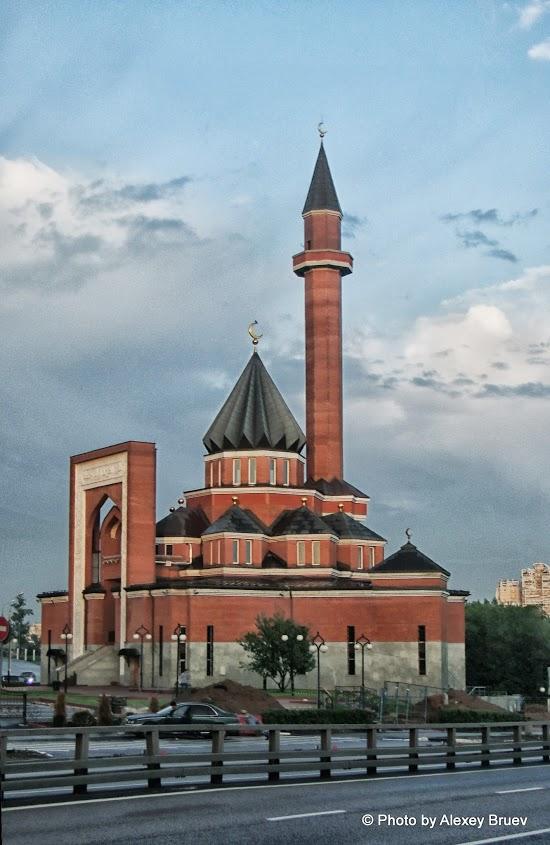 Меморильная мечеть
