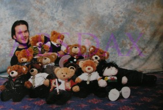 Gareth with the Bears