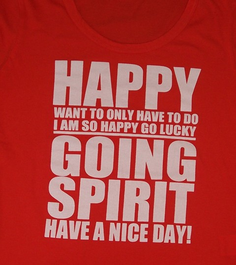 going spirit!