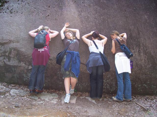 mountain death dance