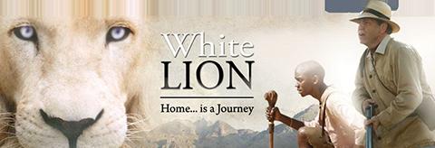 логотип фильма «Белый лев»