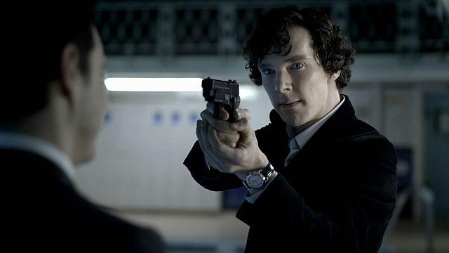 Шерлок 2010, финал первого сезона