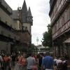 В Старом городе по дороге к Майне