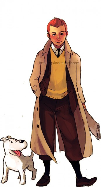 Tintin by Minyi