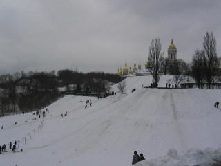 днепровский берег