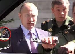 Ручка Путина