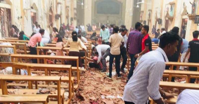 Shri Lanka terror