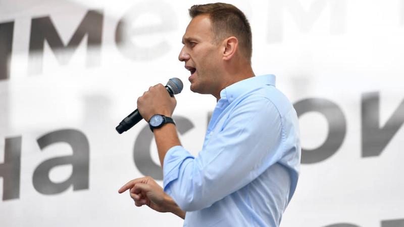 Навальный 2019