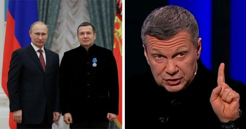 Путин Соловьев