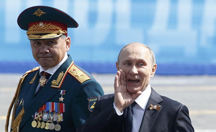 Шойгу Путин