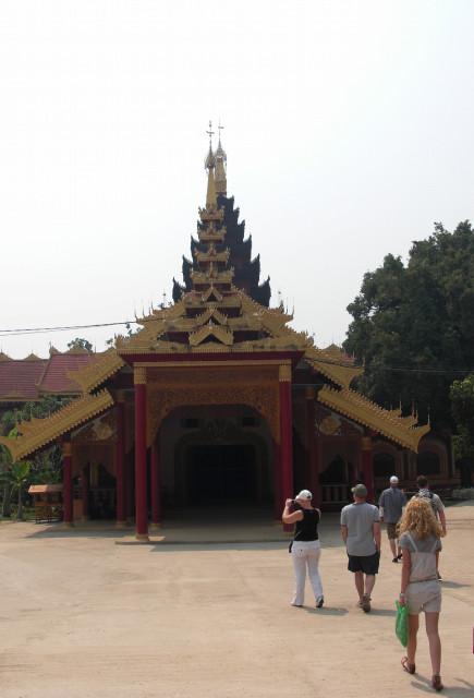 Мьянма, она же Бирма...
