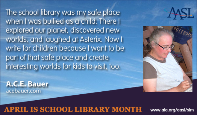 AASL School Library Month April 2014