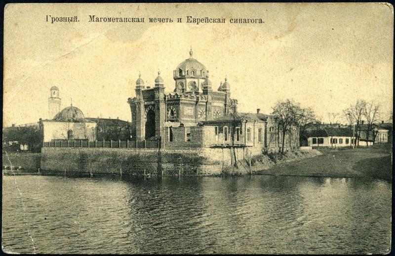 Чечня в Российской Империи