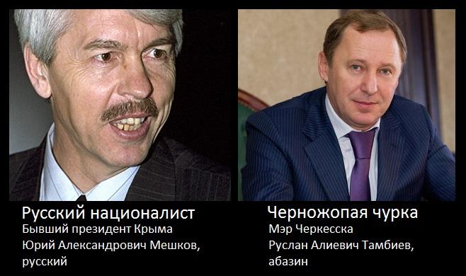 Русский-Чурка