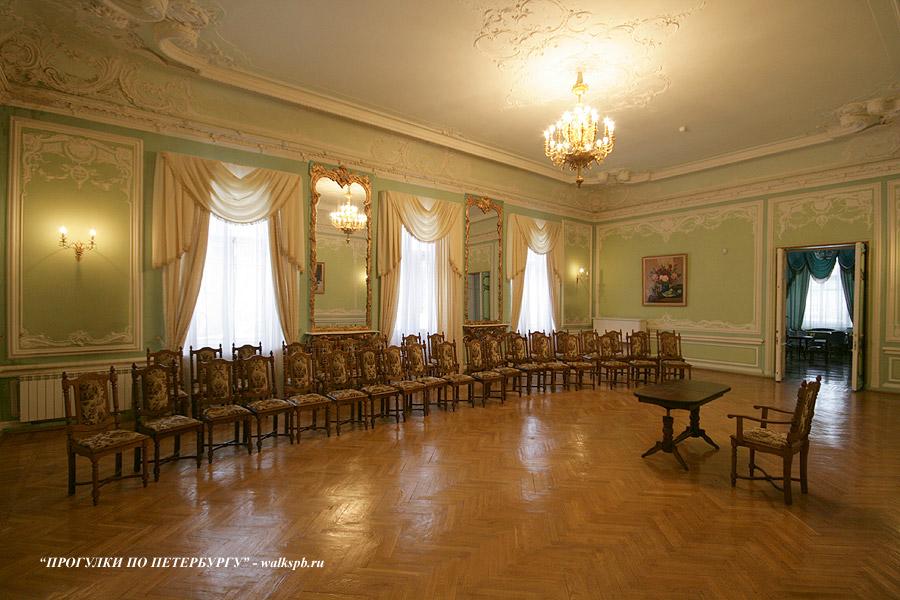 Дом военного министра