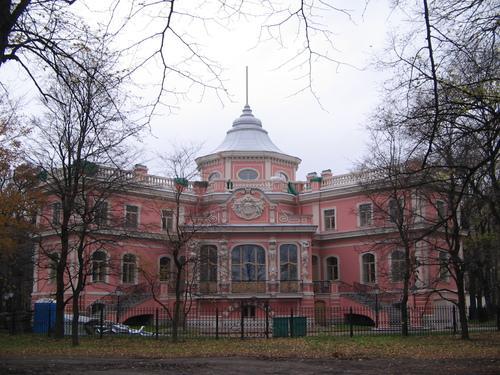 Усадьба Белосельских-Белозерских