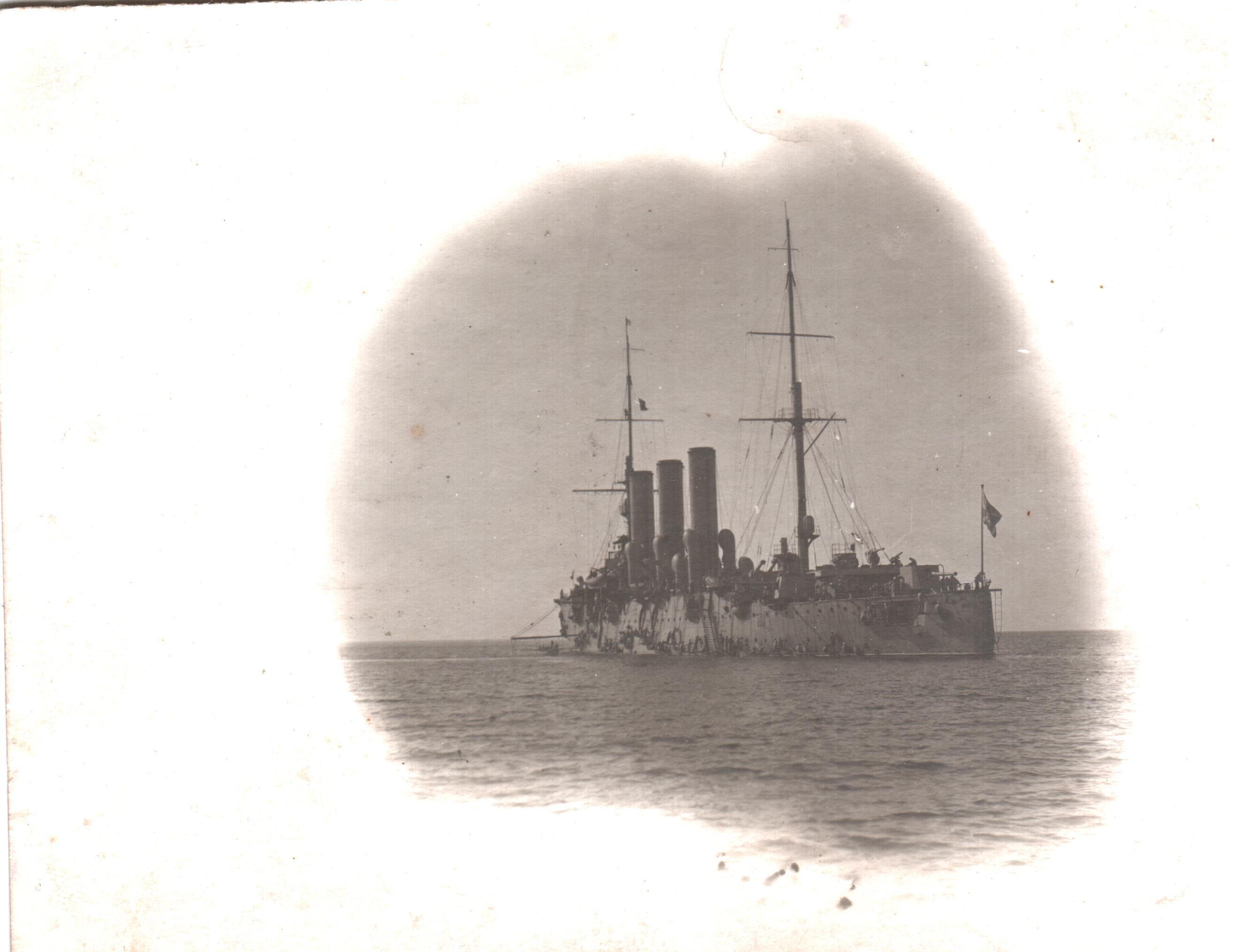 крейсер Аврора, май 1933г.